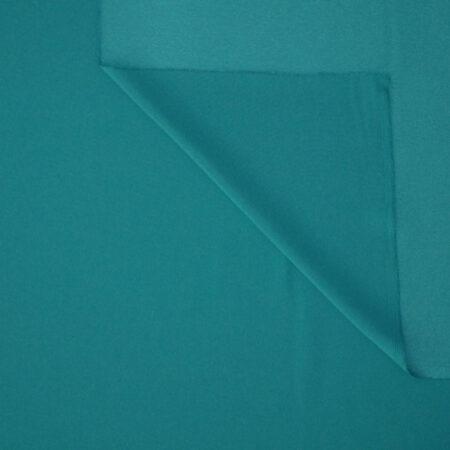 Tessuto tinta unita cady colore verde tiffany