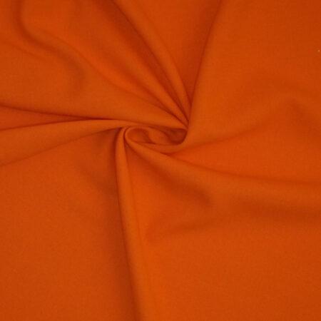 Double crepe arancio
