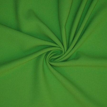 Double crepe verde fluo