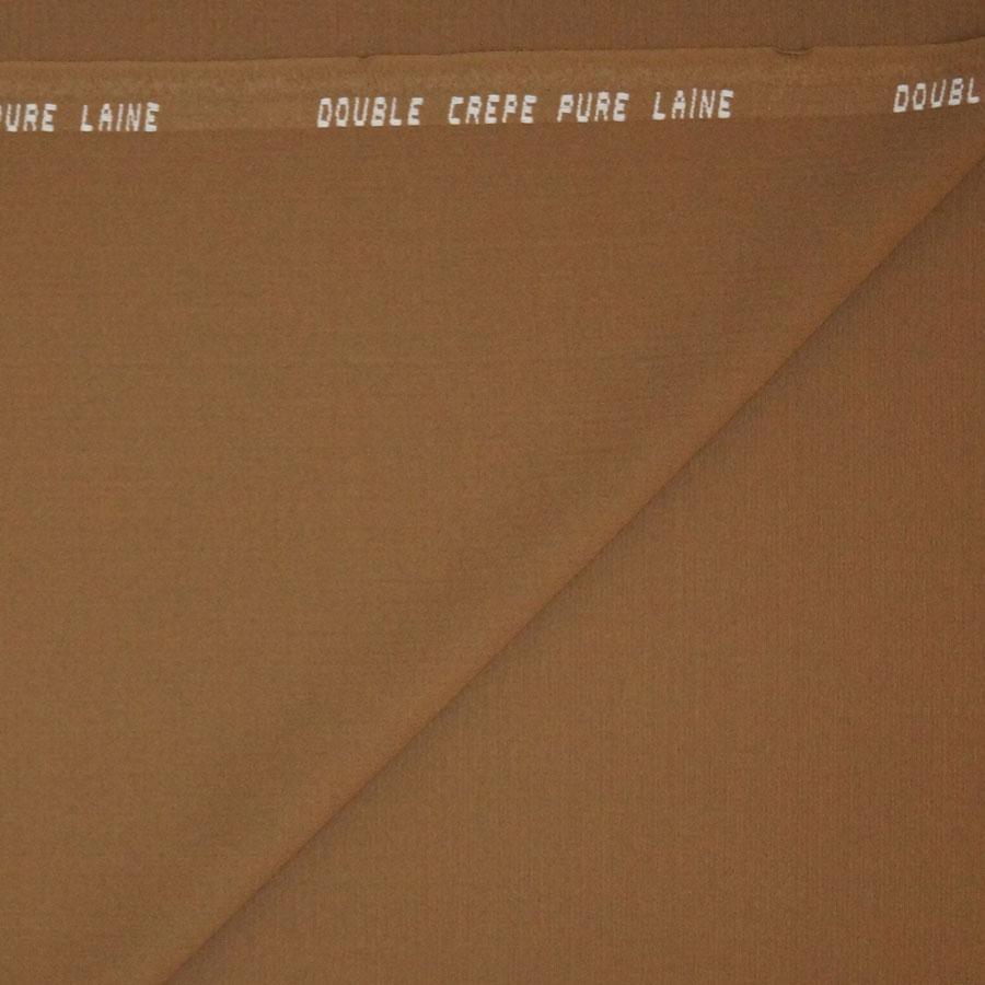 Double crepe Pura Lana – nocciola – Ultimo taglio 1,5mt