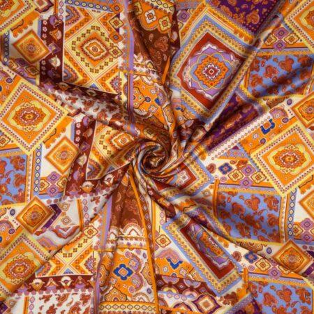 raso pura seta mosaico