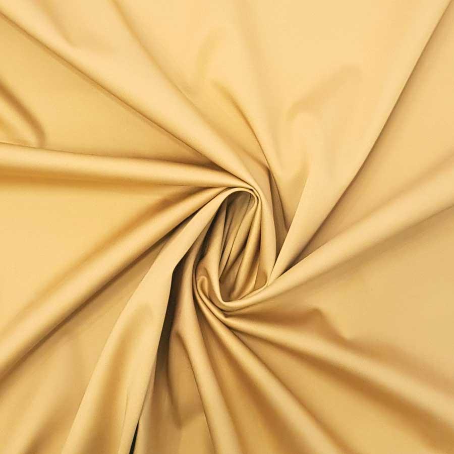 Cotone stretch – giallo zafferano