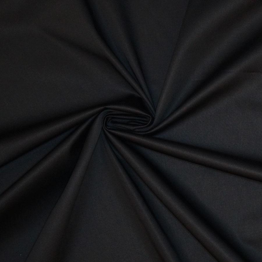 cotone stretch nero