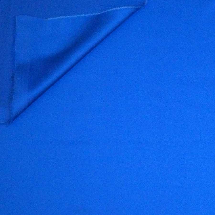 cotone stretch blu elettrico