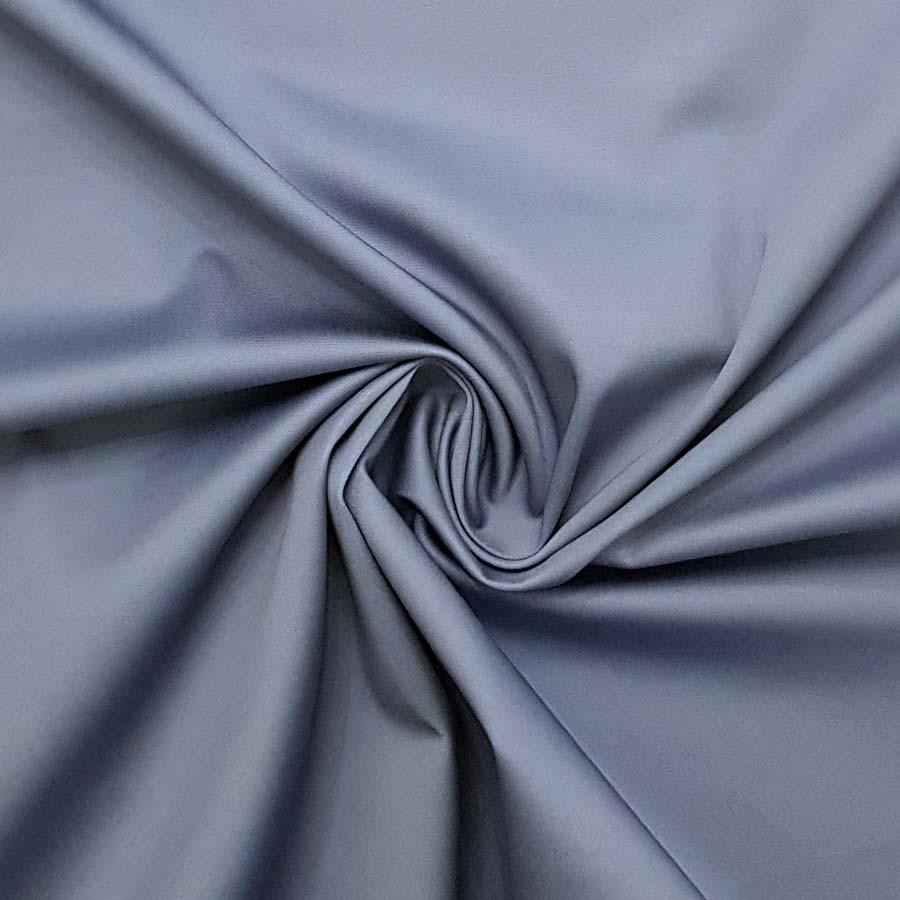 cotone stretch azzurro carta zucchero
