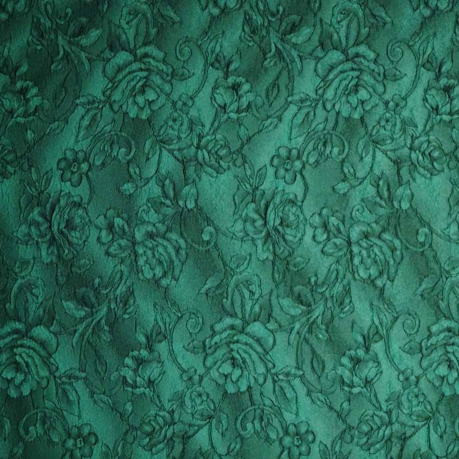 broccato jacquard verde