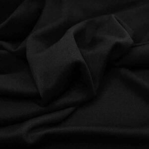 Tessuto cappotto – nero