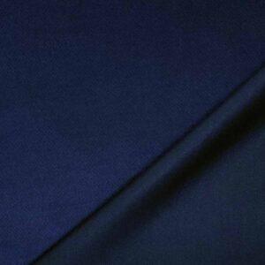Tessuto cappotto – blu notte