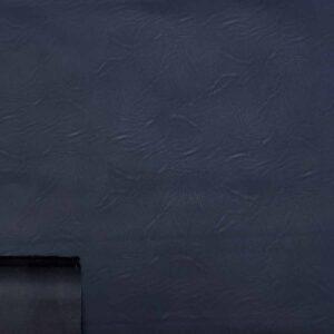 Ecopelle stretch – blu scuro