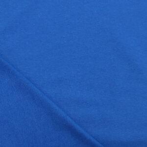 Felpa blu elettrico