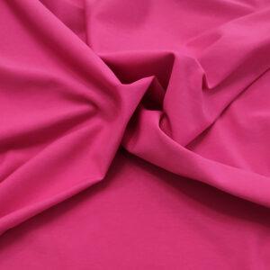 Jersey di cotone fucsia