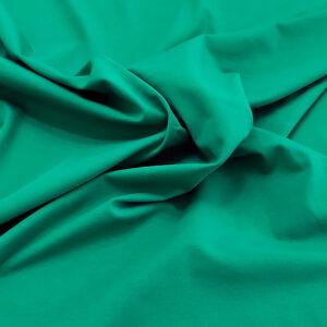 Jersey di cotone verde
