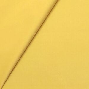 Rasatello cotone stretch giallo