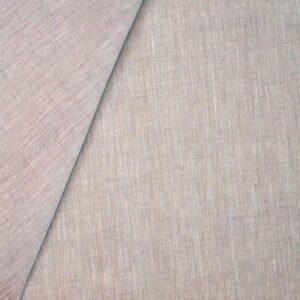 Tela puro lino naturale