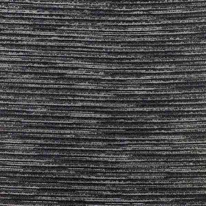 Tessuto misto lana toni nero